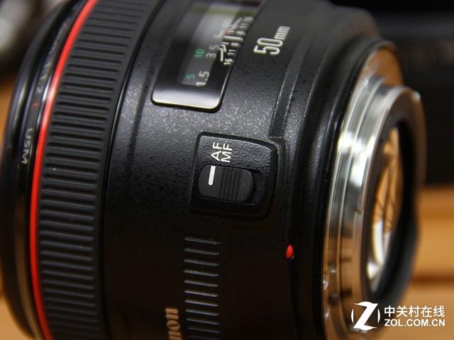 超大光圈魅力 佳能50mm F1.2镜头促销