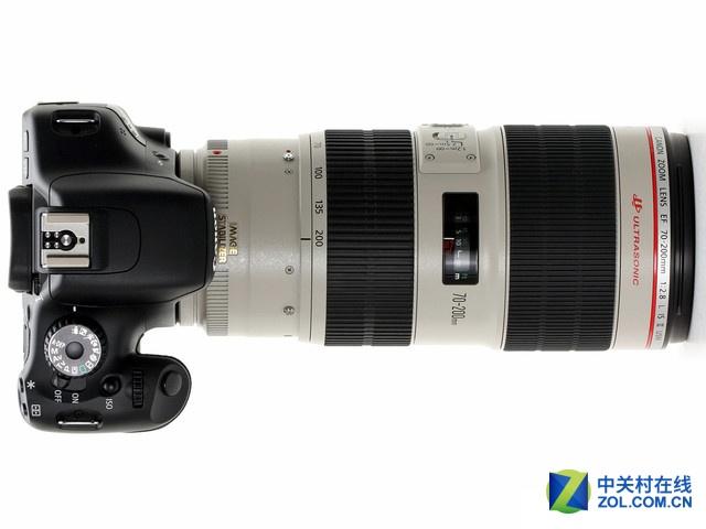 大三元之一 佳能70-200mm f2.8L IS镜头