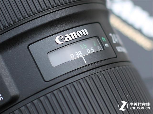 恒定大光圈 佳能24-70mm f2.8L II USM镜头