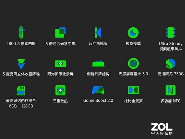 超级防抖开创影像新旗舰 OPPO Reno2是一个运动手机
