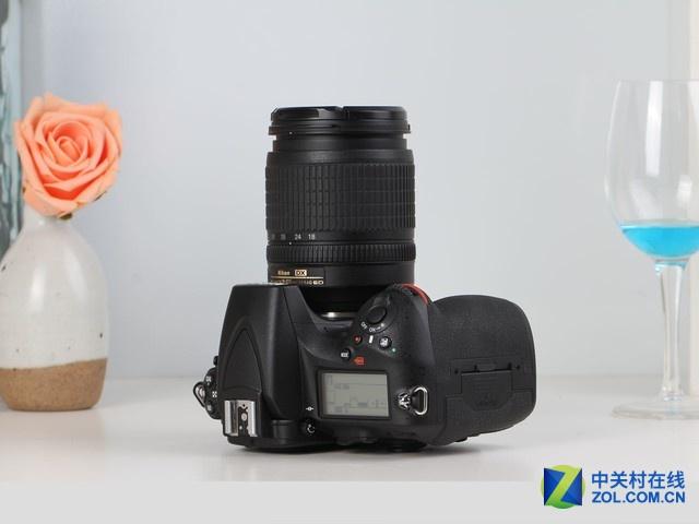 性价比遇到高像素 尼康D810全画幅单反相机