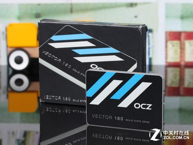 OCZ Vector 180系列 外观图
