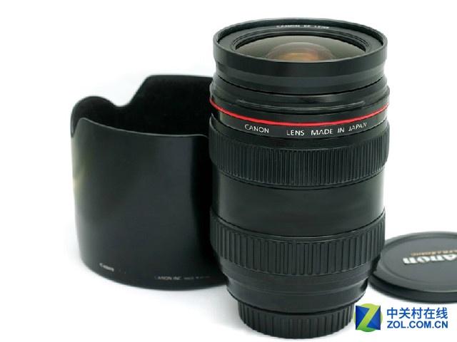 大三元镜头 佳能EF 24-70mm F2.8L II USM