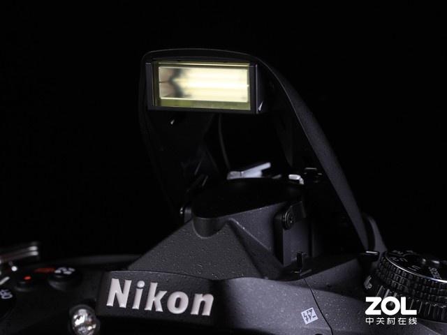 尼康 D610黑色 闪光灯
