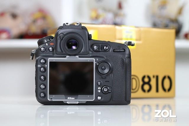 3630万像素 尼康D810全画幅单反相机值得入手