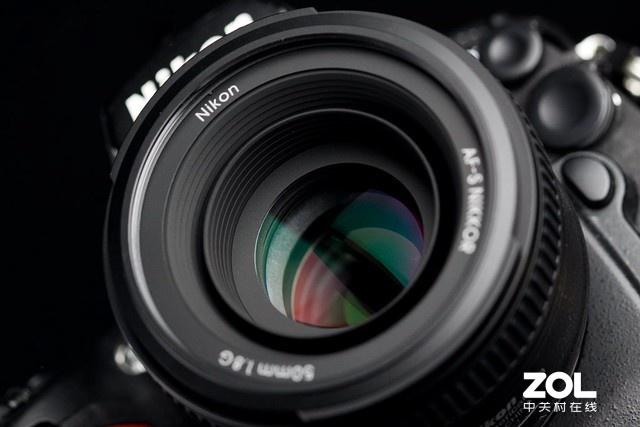 尼康50mm f1.8G 细节