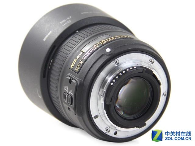 初登人像盛宴 尼康50mm F1.8镜头性价比高