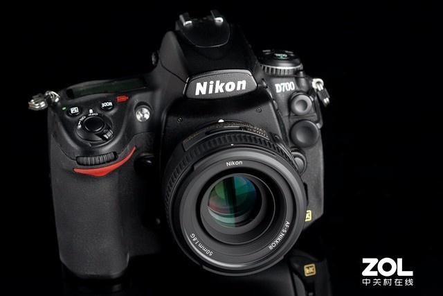尼康50mm f1.8G 组合图