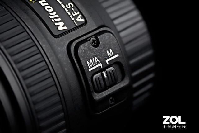 尼康50mm f1.8G 模式开关