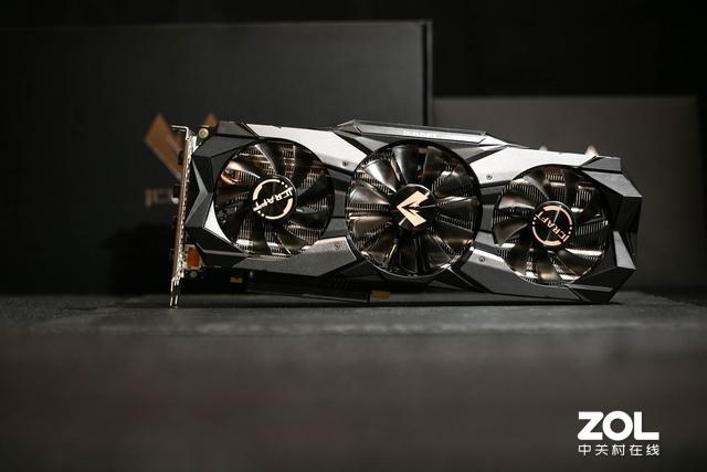 铭瑄 RTX 2070 SUPER iCraft高性能显卡