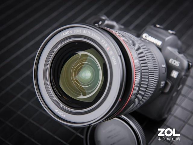 全幅微单广角头 佳能RF 15-35mm F2.8L