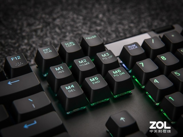 赛睿APEX PRO键盘评测 游戏办公双冠王