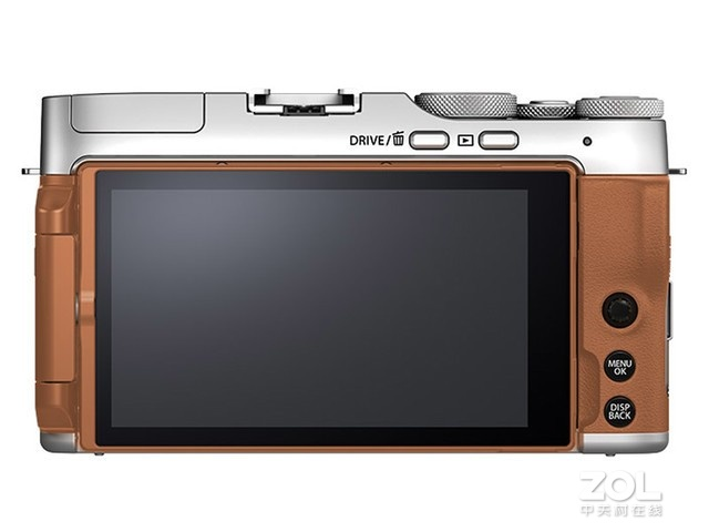 颜值画质两不误 富士X-A7微单相机高性价比
