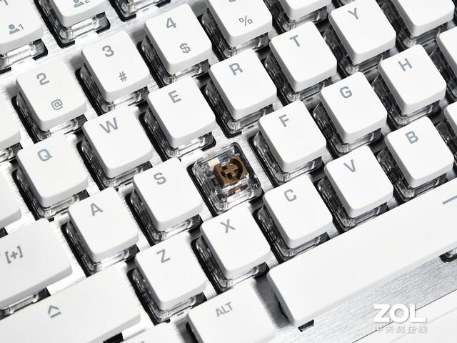 冰豹Vulcan机械键盘评测 你绝对没见过的设计