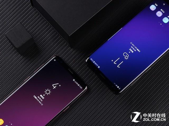 真旗舰只有它 三星S9+实属京东爆款手机
