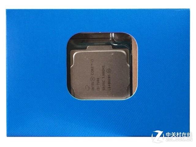 主流级别CPU,选它!新手装机不烦恼!