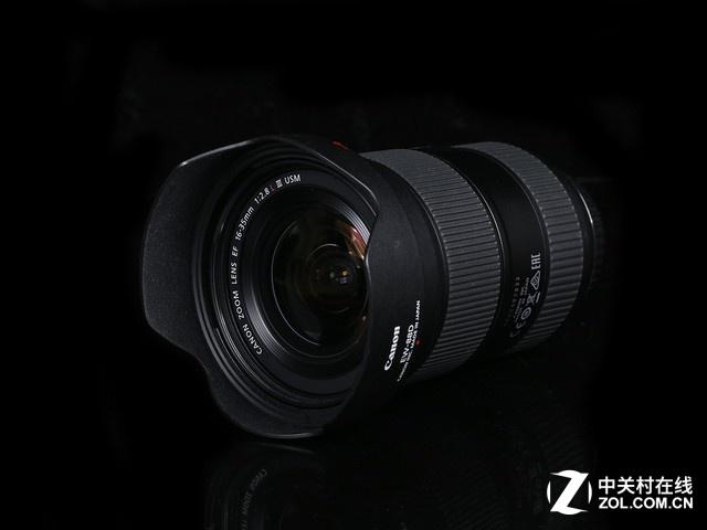 大光圈广角镜头 佳能16-35mm III京东促销