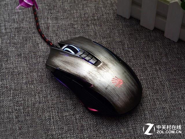 流光溢彩 七款炫酷的电竞鼠标推荐