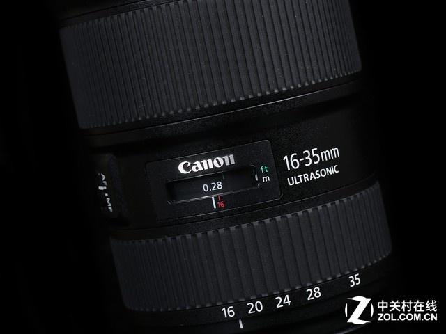 全景的魅力 佳能16-35mm F2.8 III热销