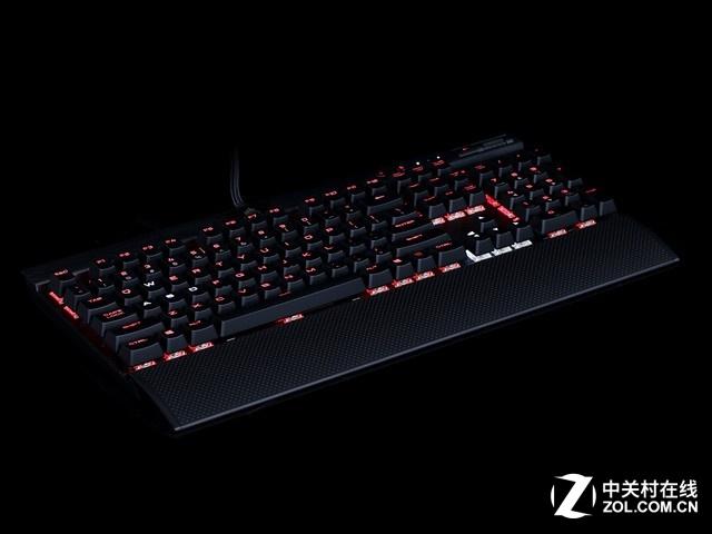 双色注塑键帽 这些机械键盘带你感受RGB背光之美