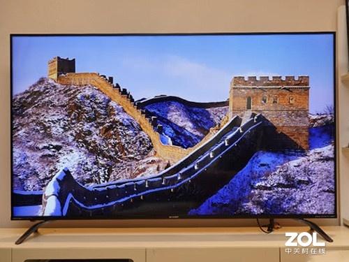 夏普70B6UM  网络电视广东售价7180元