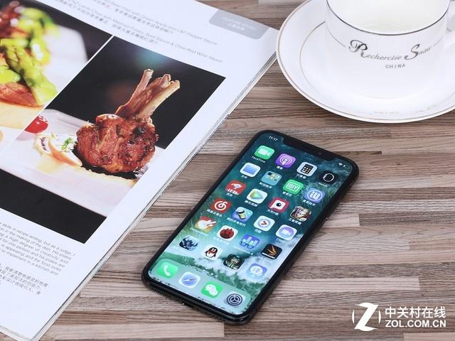 创新力十足 iPhone X这三点我看最合适
