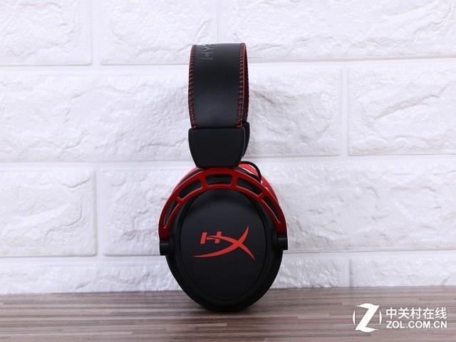 硬派电竞装备 HyperX Alpha专业耳机促销