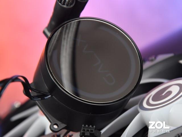 影驰炎魔360R评测:化作机箱里的空调