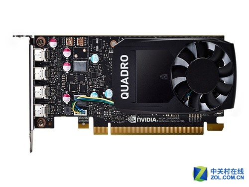 NVIDIA Quadro P620售价1190元