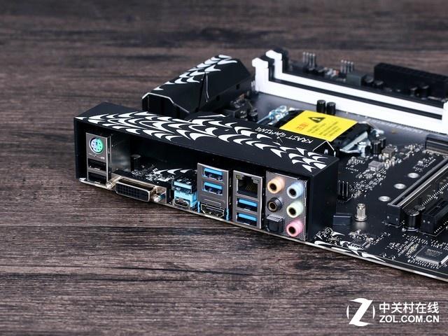 爆款延续 微星Z370 KRAIT GAMING售1139
