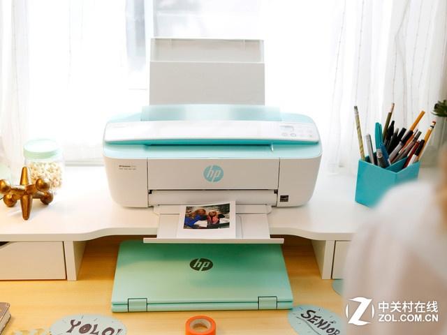 我爱学习!惠普家用作业打印机推荐