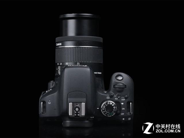 入门级单反相机 佳能EOS 800D京东特价