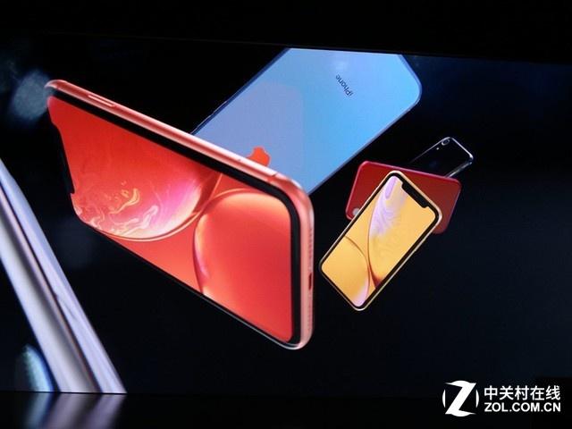iPhone XR评测 这个亮点让你忍不住剁手
