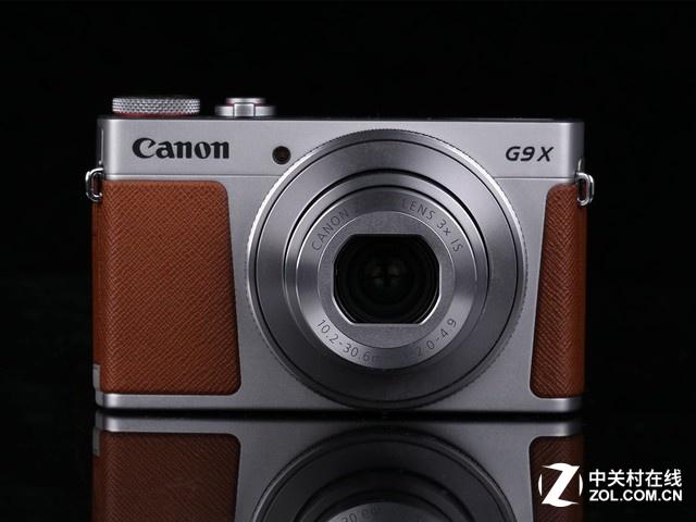 高素质便携相机 佳能G9X II京东2899元