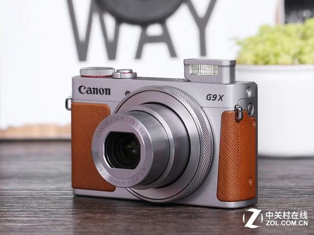 28-84mm等效焦距 佳能G9X II京东2624元