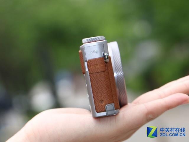 搭载一英寸传感器 佳能G9X II京东2499元