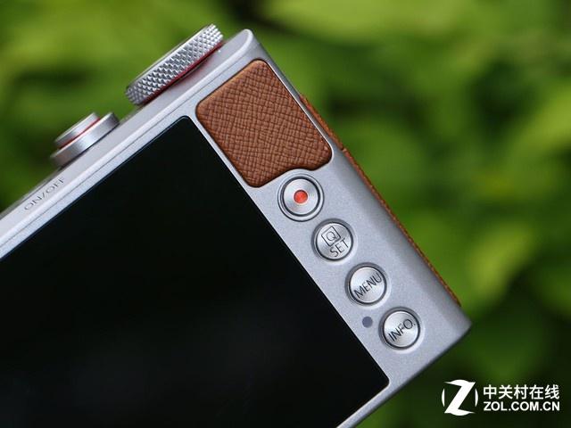 触控屏幕便携机 佳能G9X II京东2799元