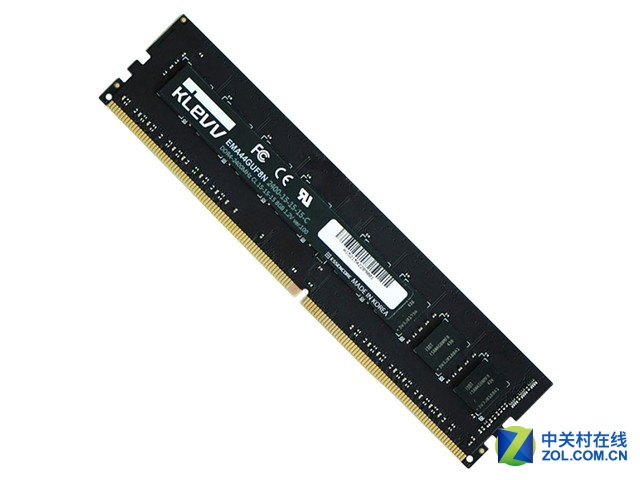 科赋DDR4 2400 8GB京东秒杀价429元