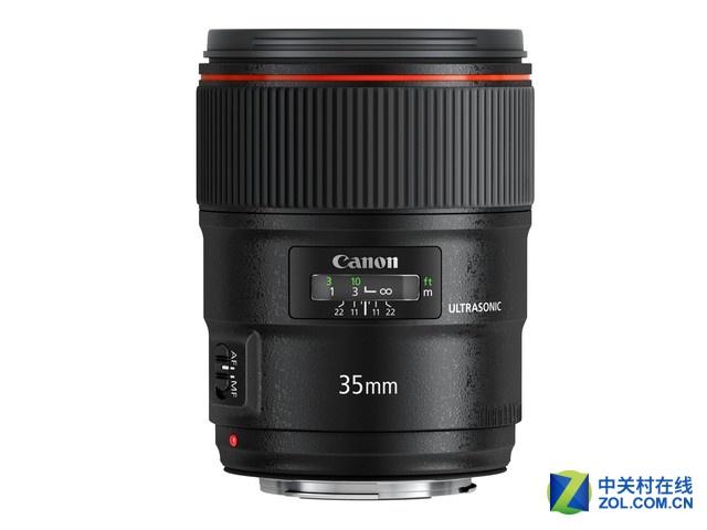 用途广的大光圈定焦 佳能35mmF1.4L镜头