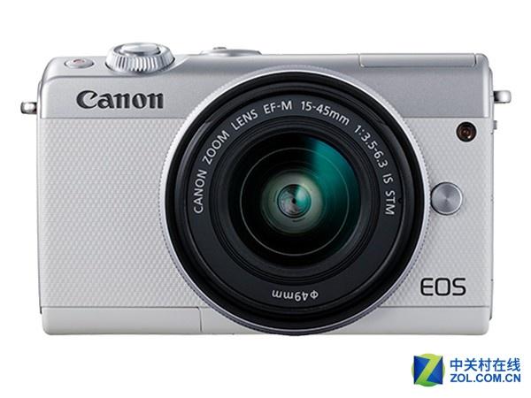 轻巧微单高画质 佳能EOS M100仅2599元