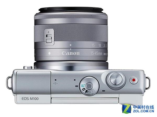媲美单反的画质表现 佳能微单EOS M100