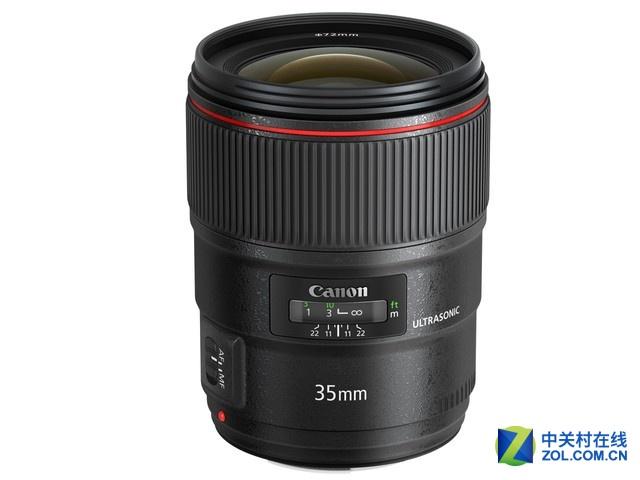 适合各种题材 佳能35mm f/1.4L II镜头