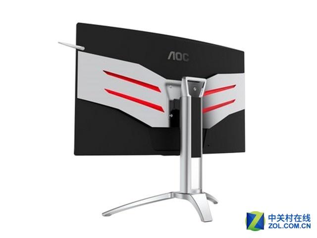 31.5吋2K屏 AOC爱攻AG322QCX让你畅爽游戏