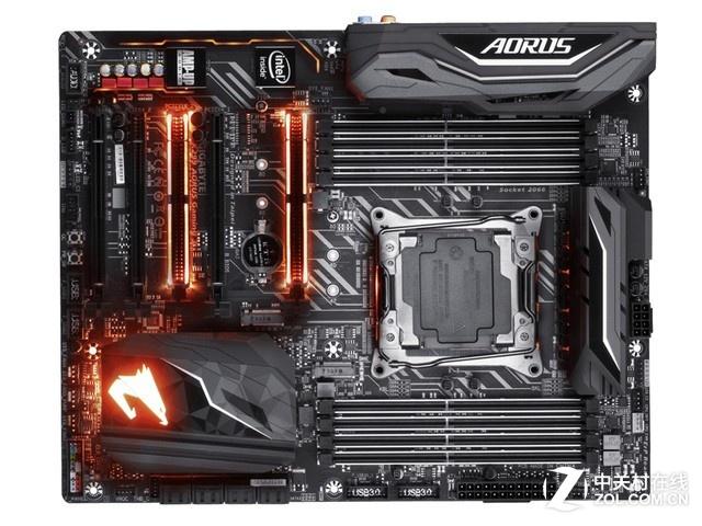 X299 AORUS Gaming 3售价2899元