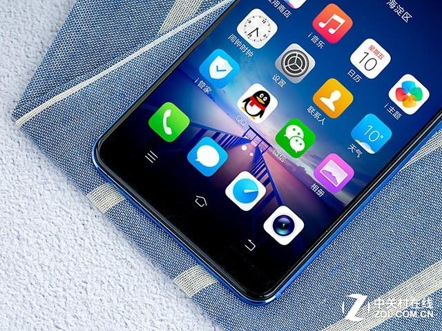 独一无二的手机配色 vivo X20蓝促销中