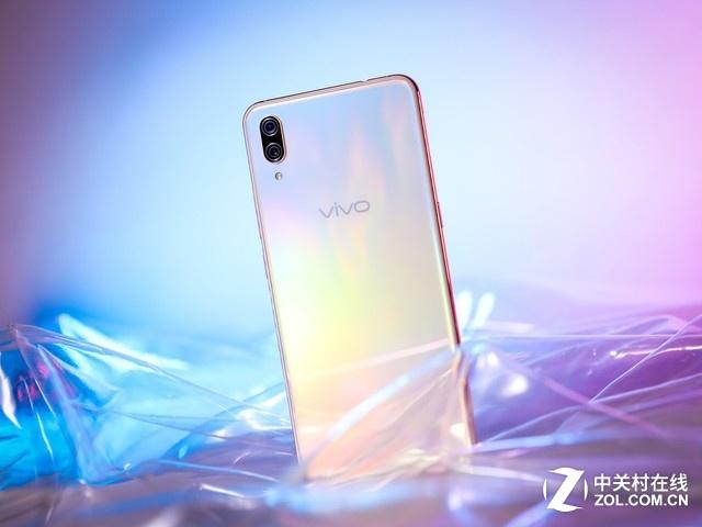 vivo X23 荣获2018年度科技产品大奖