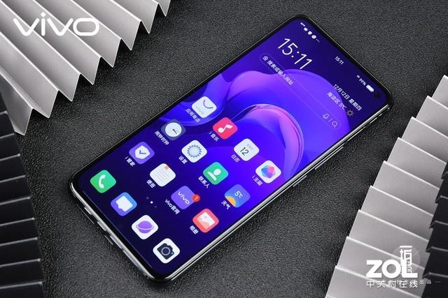 打孔屏+5G组合来袭!超高屏占比5G新机推荐