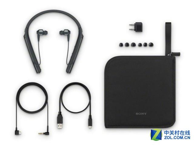 降噪静界 索尼 WI-1000X蓝牙耳机 2199元