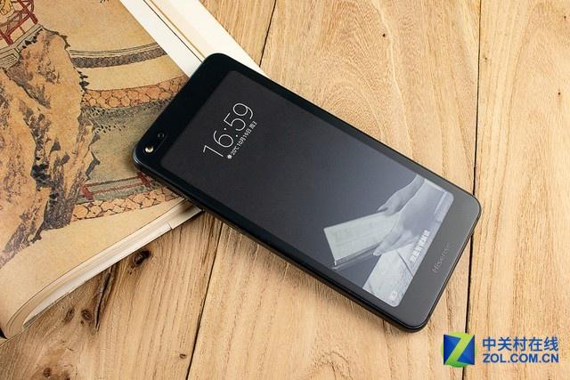 直视你的双面人生 海信双屏手机A6你选哪面?