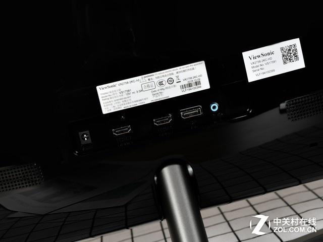 性价比之选 优派VX2758-2KC-HD评测